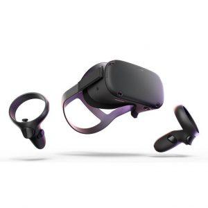 Oculus Quest nuoma